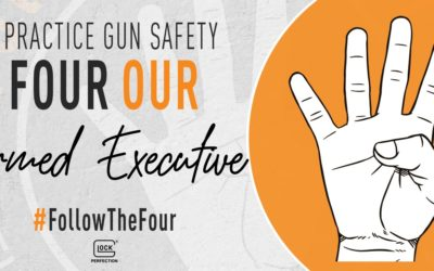 June was gun safety month.. Did you take the pledge?